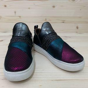 """Steve Madden """"JLancer"""" Little Girl Sneakers"""